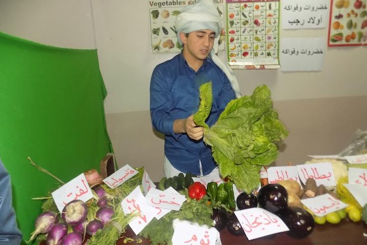 Practice Arabic in Nile Bazaar