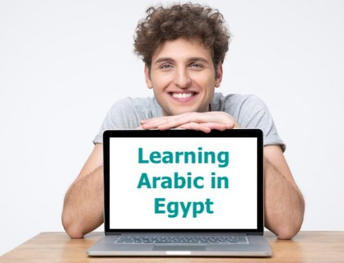 Learning Arabic in Egypt