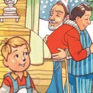 Türkçe Öğreniyorum B1 Ders 1: Affet Babacığım